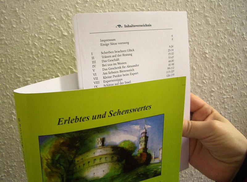 Umschlag des Buches